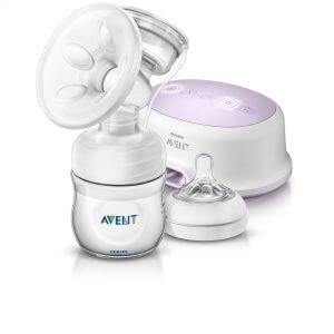 Sacaleches Philips Avent comfort